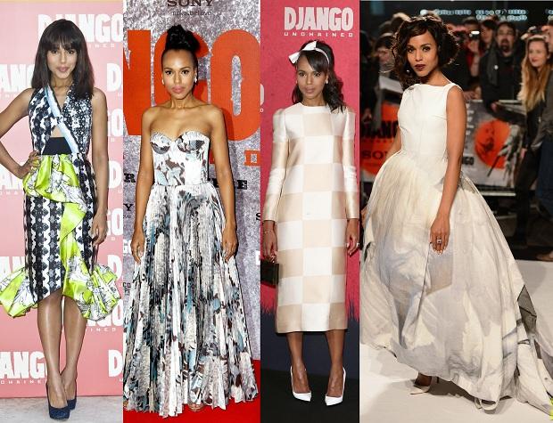 Kerry Washington Fashion