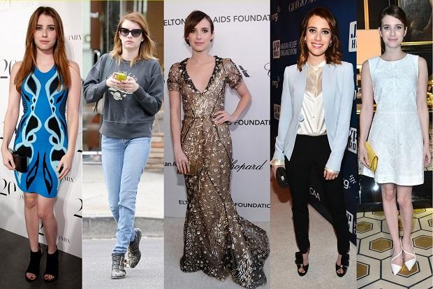Emma Roberts Style Sense